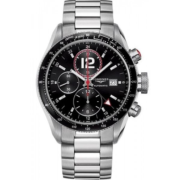 Reloj Longines Hombre Grande Vitesse L36374506 Cron 243 Grafo