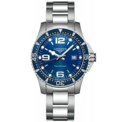 Reloj Longines Hombre Hydroconquest Quartz L36404966