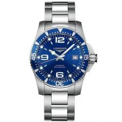 Reloj Longines Hombre Hydroconquest Automático L36424966
