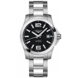 Comprar Reloj Longines Hombre Conquest Automático L36764586