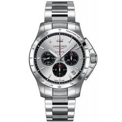 Comprar Reloj Longines Hombre Conquest Cronógrafo Automático L36974066