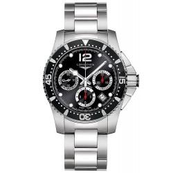 Comprar Reloj Longines Hombre Hydroconquest Cronógrafo Automático L37444566