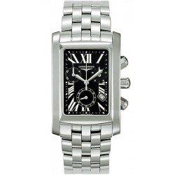 Reloj Longines Hombre Dolcevita L56804796 Cronógrafo Quartz