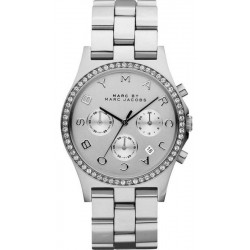 Reloj Mujer Marc Jacobs Henry MBM3104 Cronógrafo