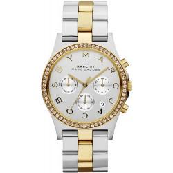 Reloj Mujer Marc Jacobs Henry MBM3197 Cronógrafo