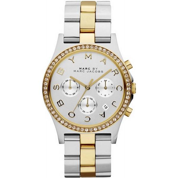 Comprar Reloj Mujer Marc Jacobs Henry Cronógrafo MBM3197