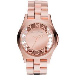 Reloj Mujer Marc Jacobs Henry Skeleton MBM3207