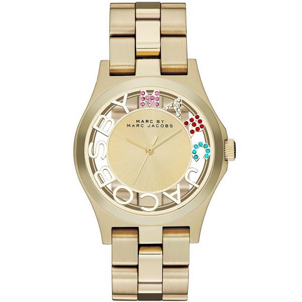 Comprar Reloj Mujer Marc Jacobs Henry Skeleton MBM3263