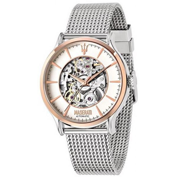 Comprar Reloj Hombre Maserati Traguardo R8823118001 Automático