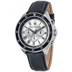 Comprar Reloj Hombre Maserati Stile R8851101007 Multifunción Quartz