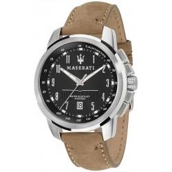 Comprar Reloj Hombre Maserati Successo R8851121004 Quartz
