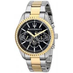Comprar Reloj Hombre Maserati Competizione R8853100008 Multifunción Quartz