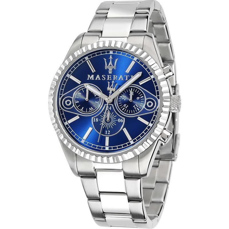 Reloj Hombre Maserati Competizione R8853100009 Multifunción Quartz ... 9525da06c52