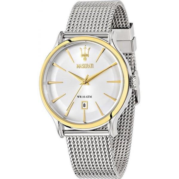 Comprar Reloj Hombre Maserati Epoca R8853118001 Quartz