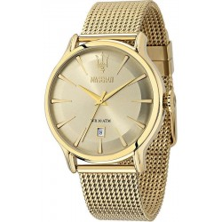 Comprar Reloj Hombre Maserati Epoca R8853118003 Quartz