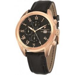 Comprar Reloj Hombre Maserati Traguardo R8871612001 Cronógrafo Quartz