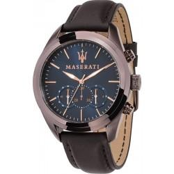 Reloj Hombre Maserati Traguardo R8871612008 Cronógrafo Quartz