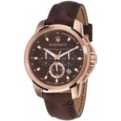 Comprar Reloj Hombre Maserati Successo R8871621004 Cronógrafo Quartz