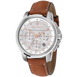 Reloj Hombre Maserati Successo R8871621005 Cronógrafo Quartz