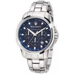 Reloj Hombre Maserati Successo R8873621002 Cronógrafo Quartz