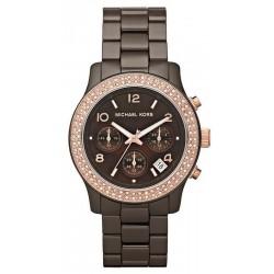 Reloj Michael Kors Hombre Runway MK5517 Cronógrafo