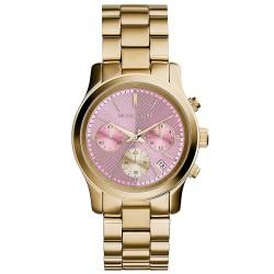 Reloj Michael Kors Mujer Runway MK6161 Cronógrafo