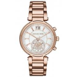 Reloj Michael Kors Mujer Sawyer MK6282 Cronógrafo