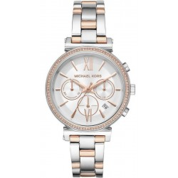 Reloj Michael Kors Mujer Sofie MK6558 Cronógrafo