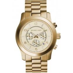 Reloj Michael Kors Hombre Runway MK8077 Cronógrafo