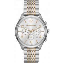 Comprar Reloj Michael Kors Hombre Merrick MK8660 Cronógrafo