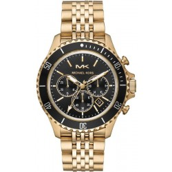 Comprar Reloj Michael Kors Hombre Bayville Cronógrafo MK8726