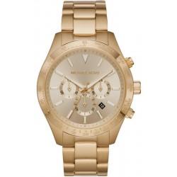Comprar Reloj Michael Kors Hombre Layton Cronógrafo MK8782