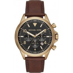 Reloj Michael Kors Hombre Gage Cronógrafo MK8785