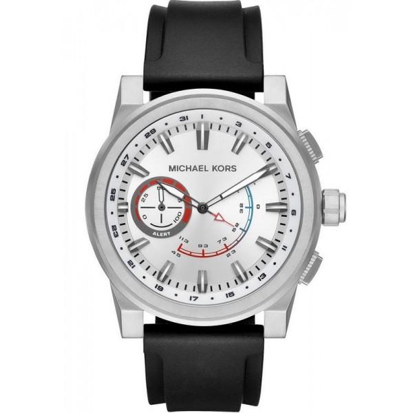 Reloj Michael Kors Access Hombre Grayson Mkt4009 Hybrid Smartwatch