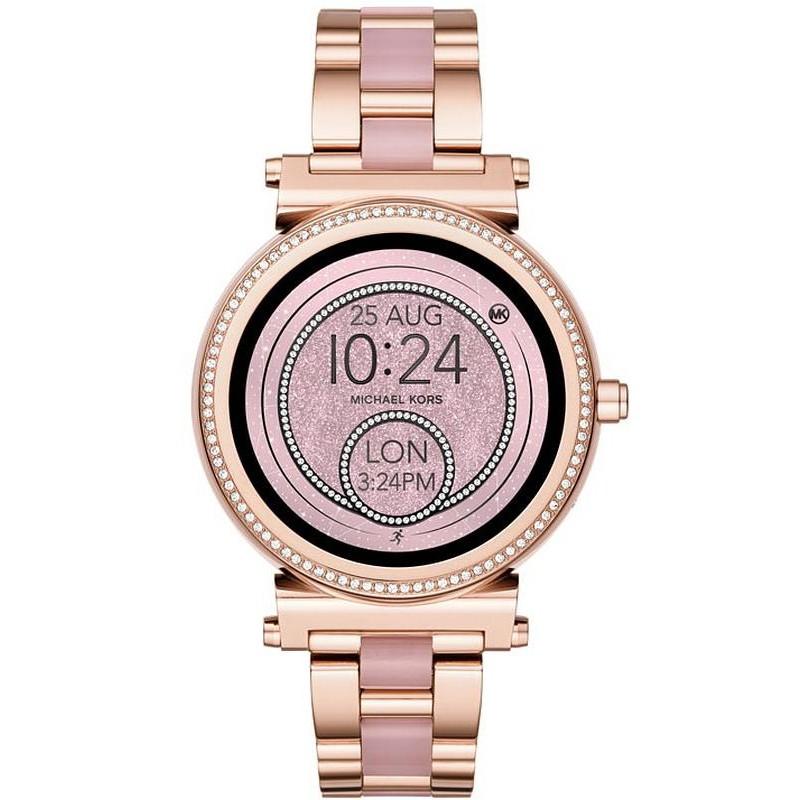 Reloj Michael Kors Access Mujer Sofie MKT5041 Smartwatch - Joyería ... 21130d636042