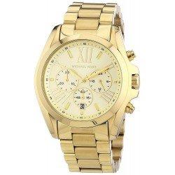 Reloj Michael Kors Unisex Bradshaw MK5605 Cronógrafo