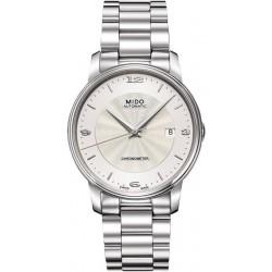 Comprar Reloj Mido Hombre Baroncelli III COSC Chronometer Automatic M0104081103700