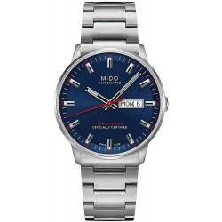 Reloj Mido Hombre Commander II COSC Chronometer Automatic M0214311104100