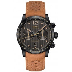 Reloj Mido Hombre Multifort Adventure Automatic Chronograph M0256273606110