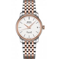 Reloj Mido Mujer Baroncelli III Heritage M0272072201000 Automático