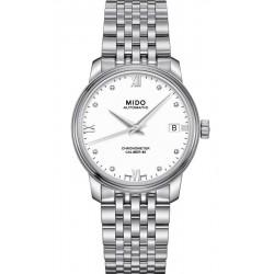 Reloj Mido Mujer Baroncelli III COSC Chronometer Automatic M0272081101600
