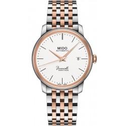 Comprar Reloj Mido Hombre Baroncelli III Heritage M0274072201000 Automático