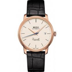 Comprar Reloj Mido Hombre Baroncelli III Heritage Automático M0274073626000
