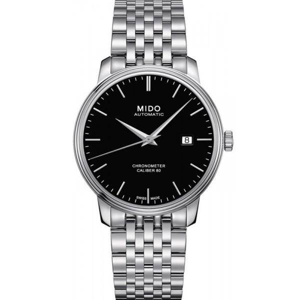 Comprar Reloj Mido Hombre Baroncelli III COSC Chronometer Automatic M0274081105100
