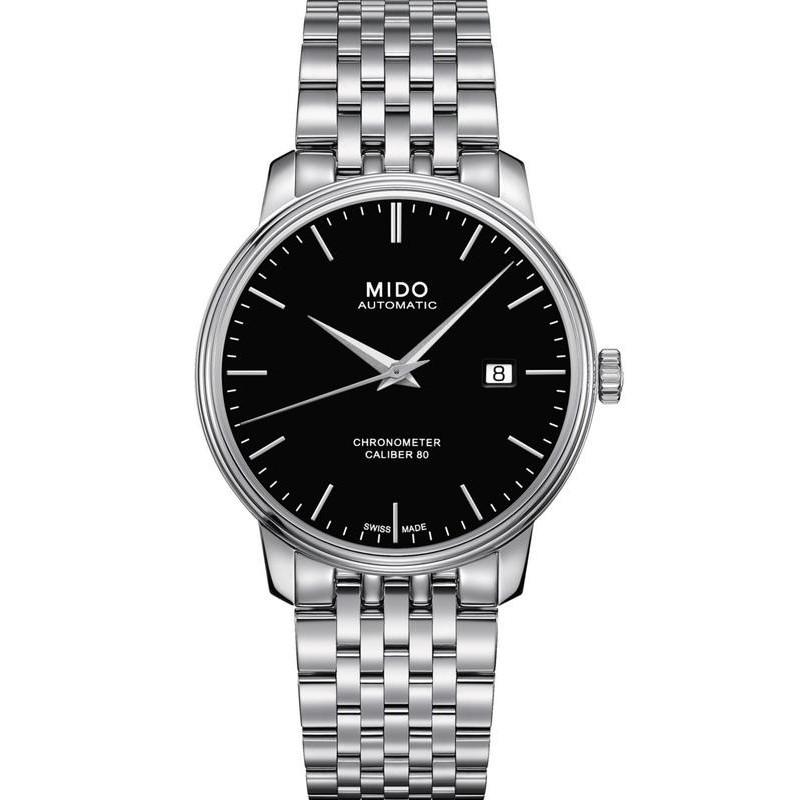 d8092ca62d1a Reloj Mido Hombre Baroncelli III COSC Chronometer Automatic M0274081105100