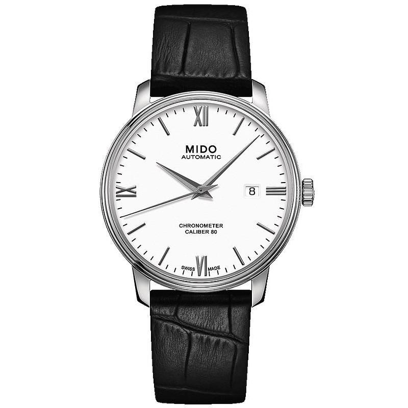 66e351da63d8 Reloj Mido Hombre Baroncelli III Chronometer Automatic M0274081601800