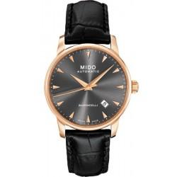 Reloj Mido Hombre Baroncelli II M86003134 Automático