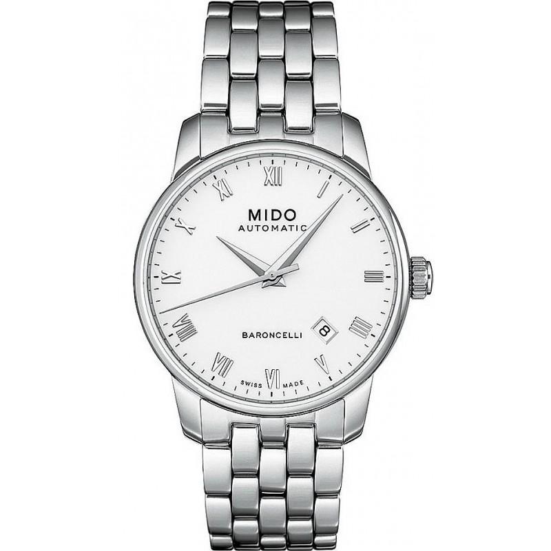 cbdd99491be5 Reloj Mido Hombre Baroncelli II M86004261 Automático - Joyería de Moda