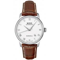Comprar Reloj Mido Hombre Baroncelli M86004268 Automático