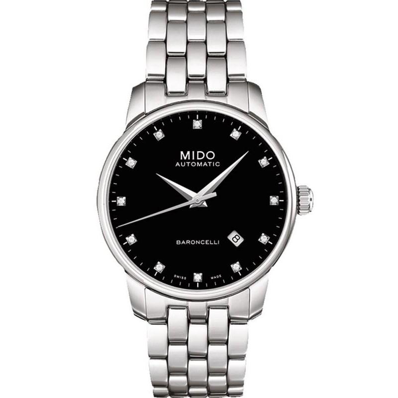 814450894d9c Reloj Mido Hombre Baroncelli II M86004681 Automático - Joyería de Moda